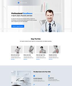 Landing-Page-Chiropractor